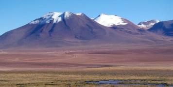 Altiplano no Atacama, Chile