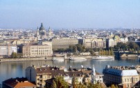 Budapeste, HungriaA cidade de Tallin, Estônia, Europa Oriental