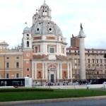 Chiesa SS Nome di Maria, Roma