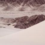 Duna no Valle de la Muerte, Atacama, Chile