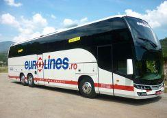 Eurolines, linhas de ônibus em toda Europa