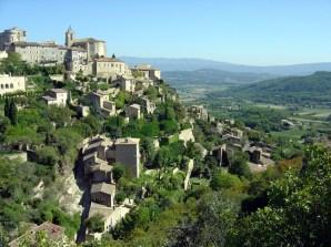 França, cidade de Gordes, na Provence