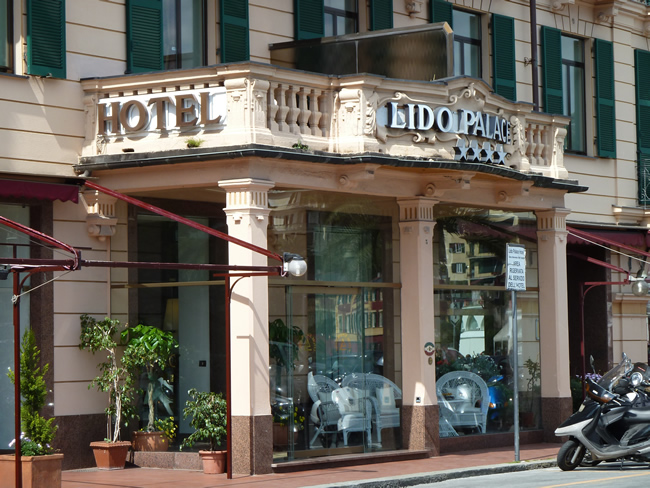 Hotel em Santa Margherita Ligure, na Itália