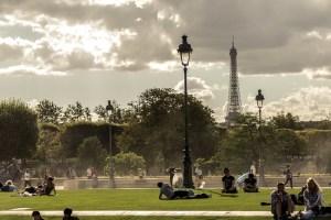 Jardin des Tuileries, Paris Foto Sylvain Collet