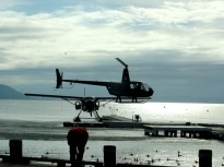 Nova Zelândia, passeios de helicóptero e hidro-avião em Rotorua