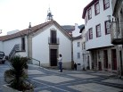 Portugal, cidade de Manteigas, na Serra da Estrela