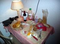 Refeição no quarto, uma opção econômica e saborosa