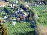 Campos toscanos, Itália