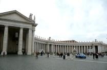 Piazza do Vaticano, Roma