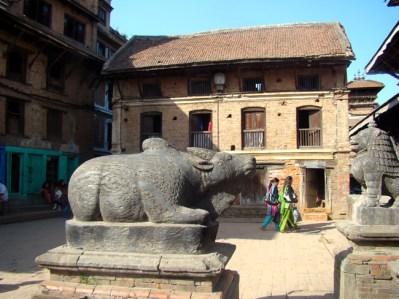 Cidade de Patan, Nepal