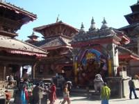Templo de Khali, Katmandu, Nepal