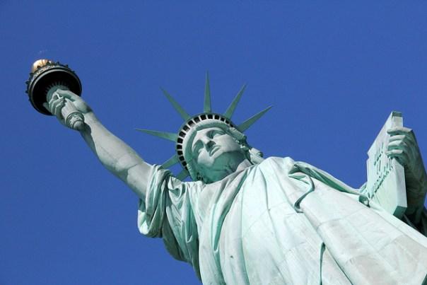 Estátua da Liberdade - foto de Ana Paula Hirama (CC BY-SA 2.0)
