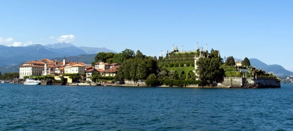 Isola Bella, Lago Maggiore, Lombardia, Itália - Foto Ed Webster CCBY
