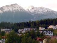 Arredores de Innsbruck, na Áustria