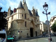 Chateau da Rainha Margot no Marais, Paris
