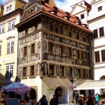 Cidade Velha, centro histórico de Praga
