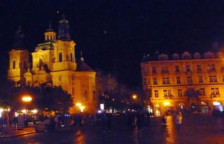 Praga, Igreja na Cidade Velha