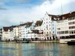 Rio Limmat, em Zurich