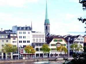 Salzburgo, Suíça