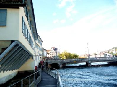 Zurich, capital da Suíça