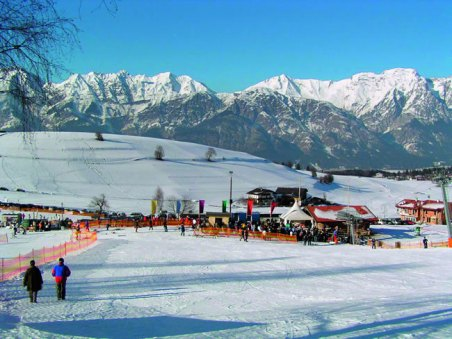 Ftrinnerbichlwinte, Áustria