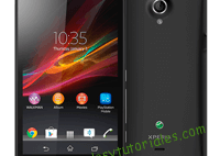 Sony Xperia T Manual de usuario PDF español