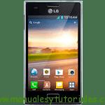 LG Optimus L5 Manual de usuario en PDF Español
