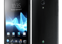 sony xperia ion LTE manual guia usuario the best smartphone htc