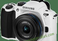 Samsung NX10 Manual de usuario en PDF español