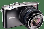 Samsung NX100 14,6 Mpx manual pdf curso de fotografia banco de imagenes