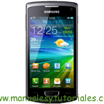Samsung Wave 3 S8600 manual guia usuario smartphone gama alta