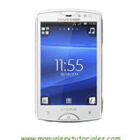Sony Ericsson Xperia mini pro manual pdf usuario hosting vps