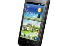 Huawei Ascend Y210 Smartphone chino