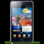 manual de usuario del Samsung Galaxy SII