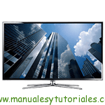 manual pdf Samsung Smart TV ES6140W  tv internet skype banco de imágenes