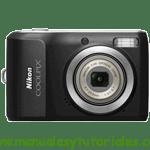 Nikon Coolpix L20 manual usuario pdf