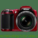 Nikon L810 manual usuario pdf