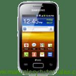 Samsung Galaxy Y Duos manual usuario pdf