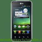 LG Optimus 2X manual usuario pdf