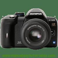 Olympus E-520 Manual de usuario en PDF Español