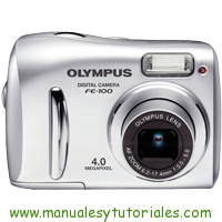 Olympus FE-100 Manual de usuario en PDF Español