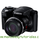 Canon PowerShot SX500 IS | Manual y manual de usuario en PDF español