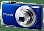 Canon PowerShot A2600   Guía y manual de usuario en PDF español