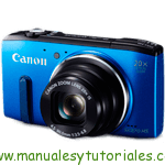 Canon PowerShot SX270 HS | Manual de usuario pdf español