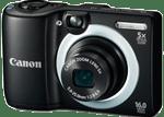 Canon PowerShot A1400| Guía y manual de usuario en PDF español
