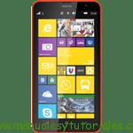 Nokia Lumia 1320   Guía y manual de usuario en PDF español