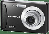 Olympus T-100 Manual de usuario en PDF Español