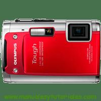 Olympus TG-310 Manual de usuario PDF Español