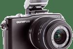 Olympus E-PM1 Manual de usuario en PDF Español