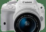 Canon EOS 100D | Guía y manual de usuario en PDF español